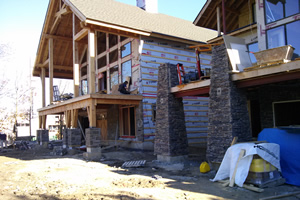 Painting Services for Custom home builders and renovators in Barrie